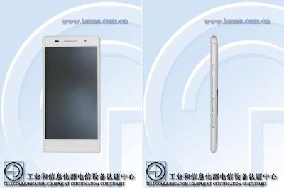 Huawei P6-U06 smartphone