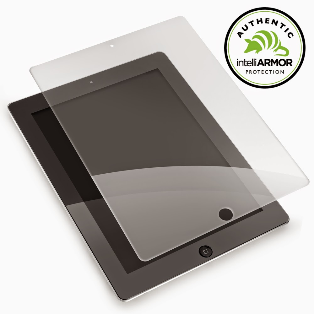 IntelliGLASS Hardened Glass Screen Protector