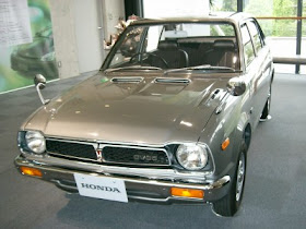 Honda Civic 1st Generation
