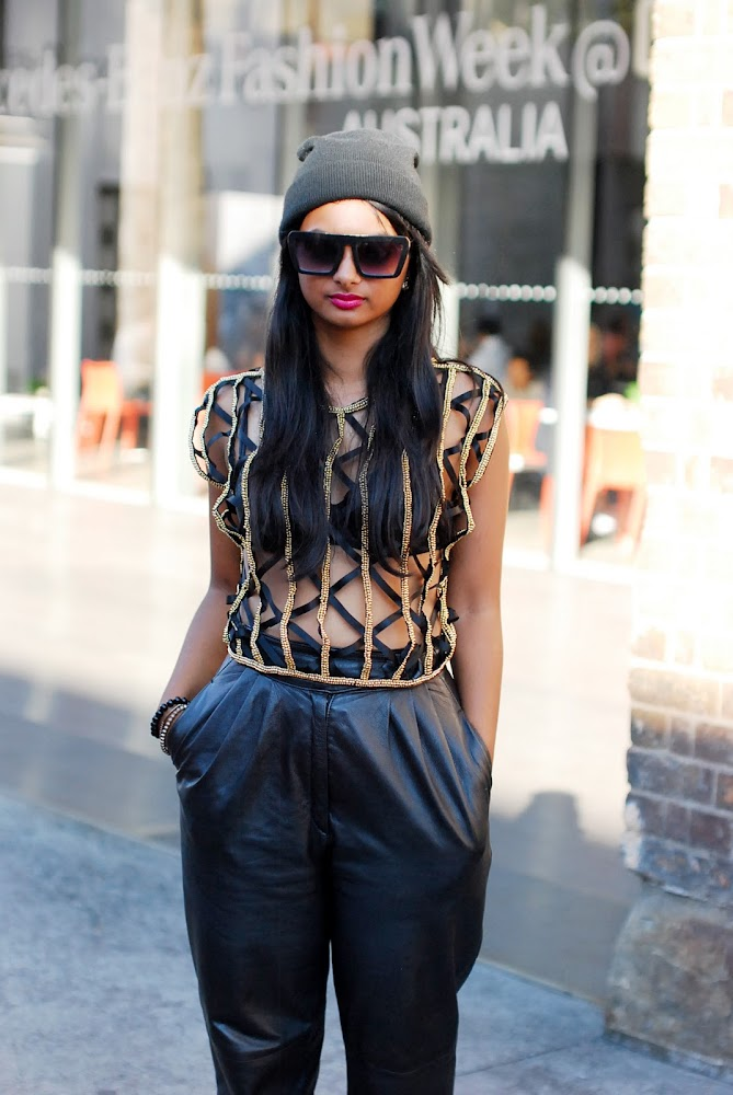 MBFWA 2013 Street Style Blogger Sophia Everyday Like This