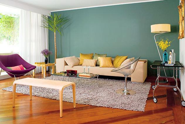 Sala De Estar Na Cor Cinza ~ Listei alguns itens que vão ajudar a dar um up em pequenos espaços!