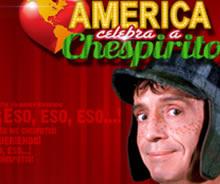 America homenajea a Chespirito