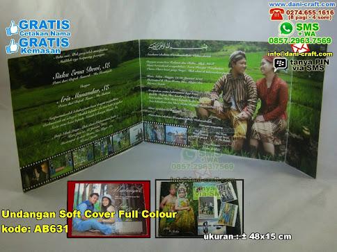 Undangan Soft Cover Full Colour 1229