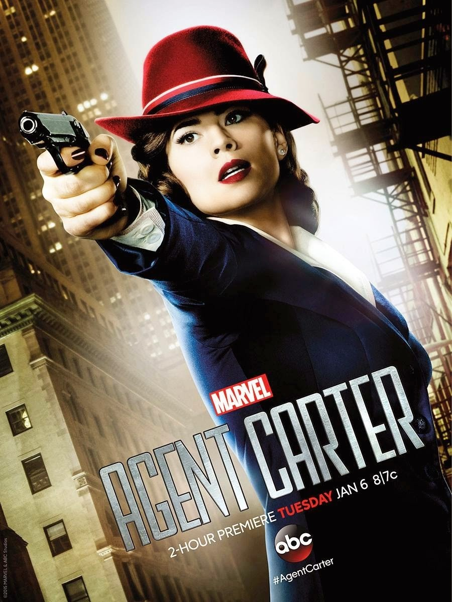 Marvel's Agent Carter Television Poster