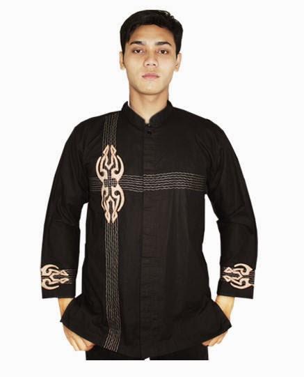 Gambar model baju muslim remaja putra terbaru 8
