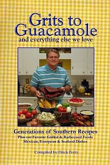 click on pic to order my family cookbook