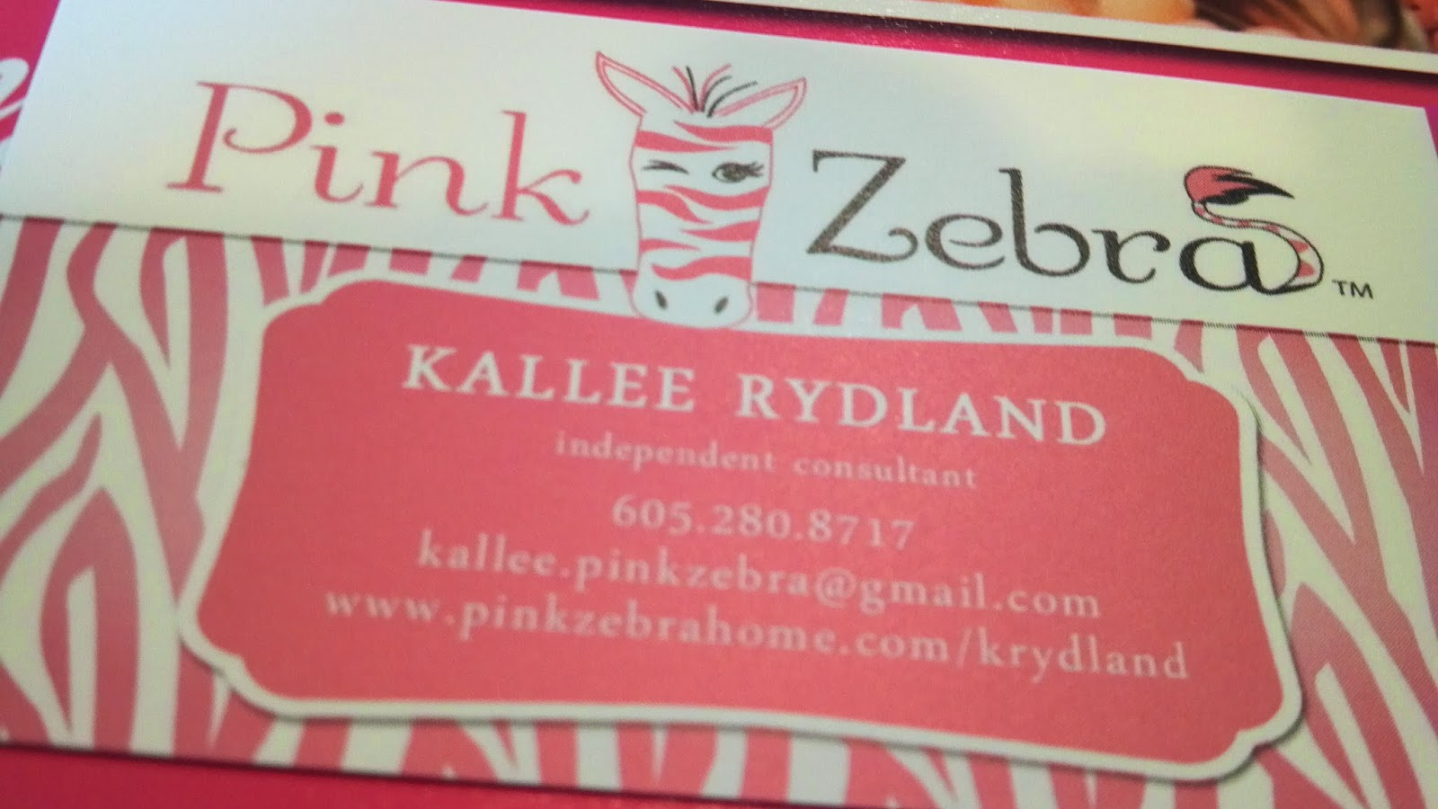 Pink zebra business cards unlimitedgamers kick me a review pink zebra colourmoves
