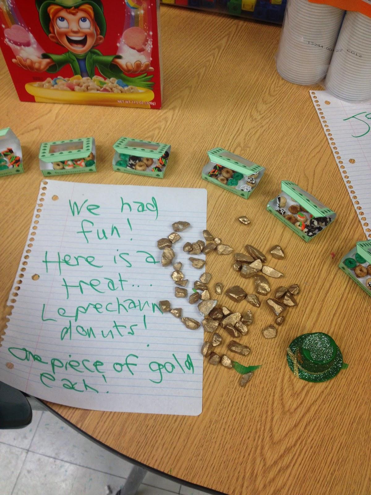 crayons u0026 cuties in kindergarten leprechaun fun for everyone