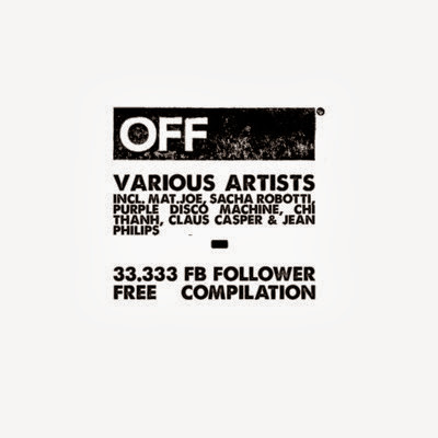 Off Recordings - 33.333 FB Follower EP