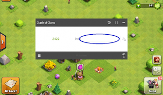 Now you have to hack Clash Of Clans