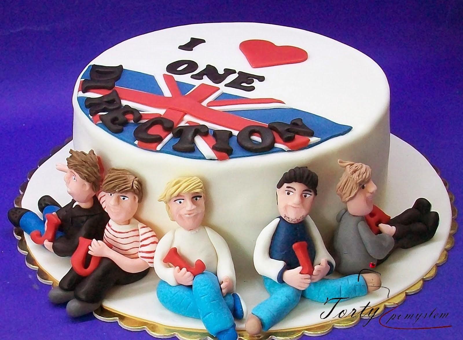 tort dla fanki 1D