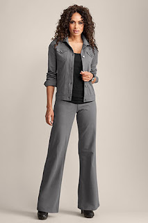 women's tall pants set from Metrostyle