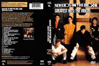 New Kids On The Block Discography Blogspot