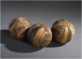 bowling, mesir kuno, penemuan
