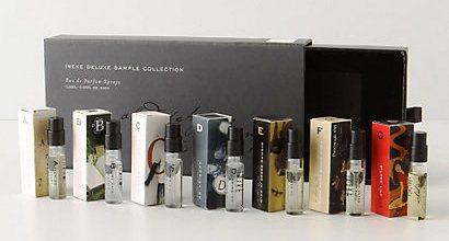 Perfume-Smellin' Things Perfume Blog: My Two Favorite Sample Sets