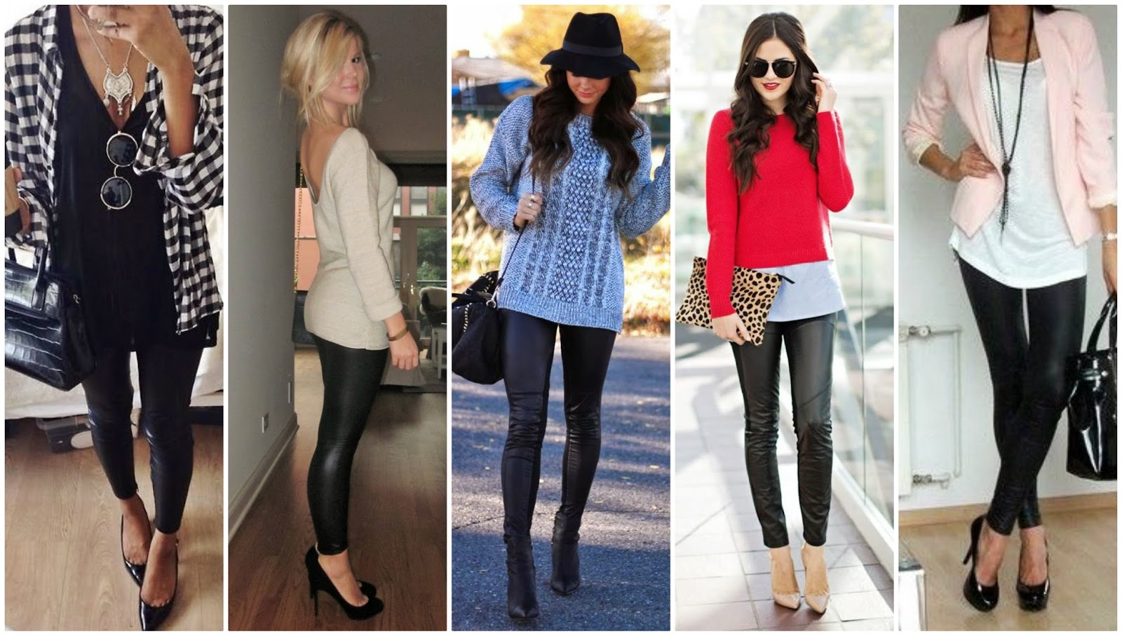 25 Ways To Wear Scuba Leggings On The Daily Express