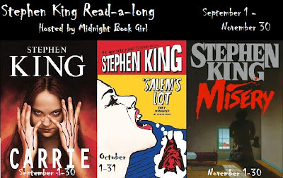 Stephen King Fall Read-a-Long