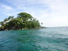 Isla Narza Capurgana
