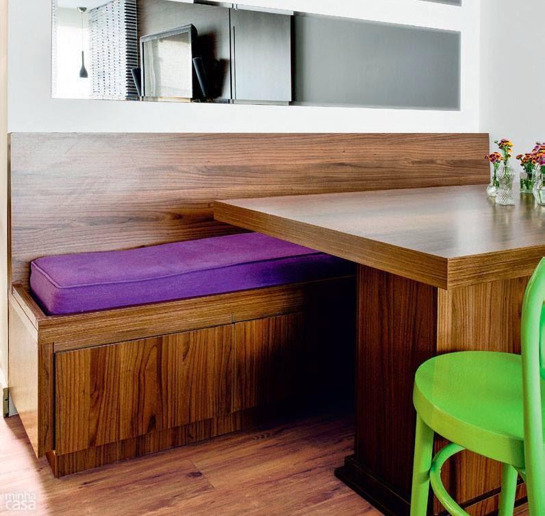 banco de jardim mesa:blog de decoração – Arquitrecos: Bancos para mesas = Assentos extras