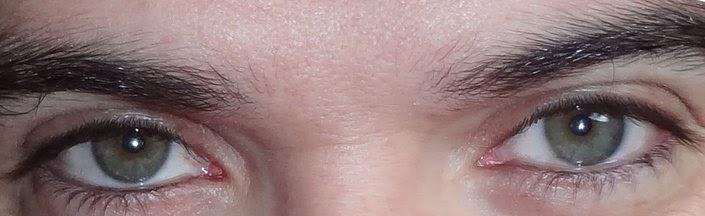 Aqui é olhos nos olhos