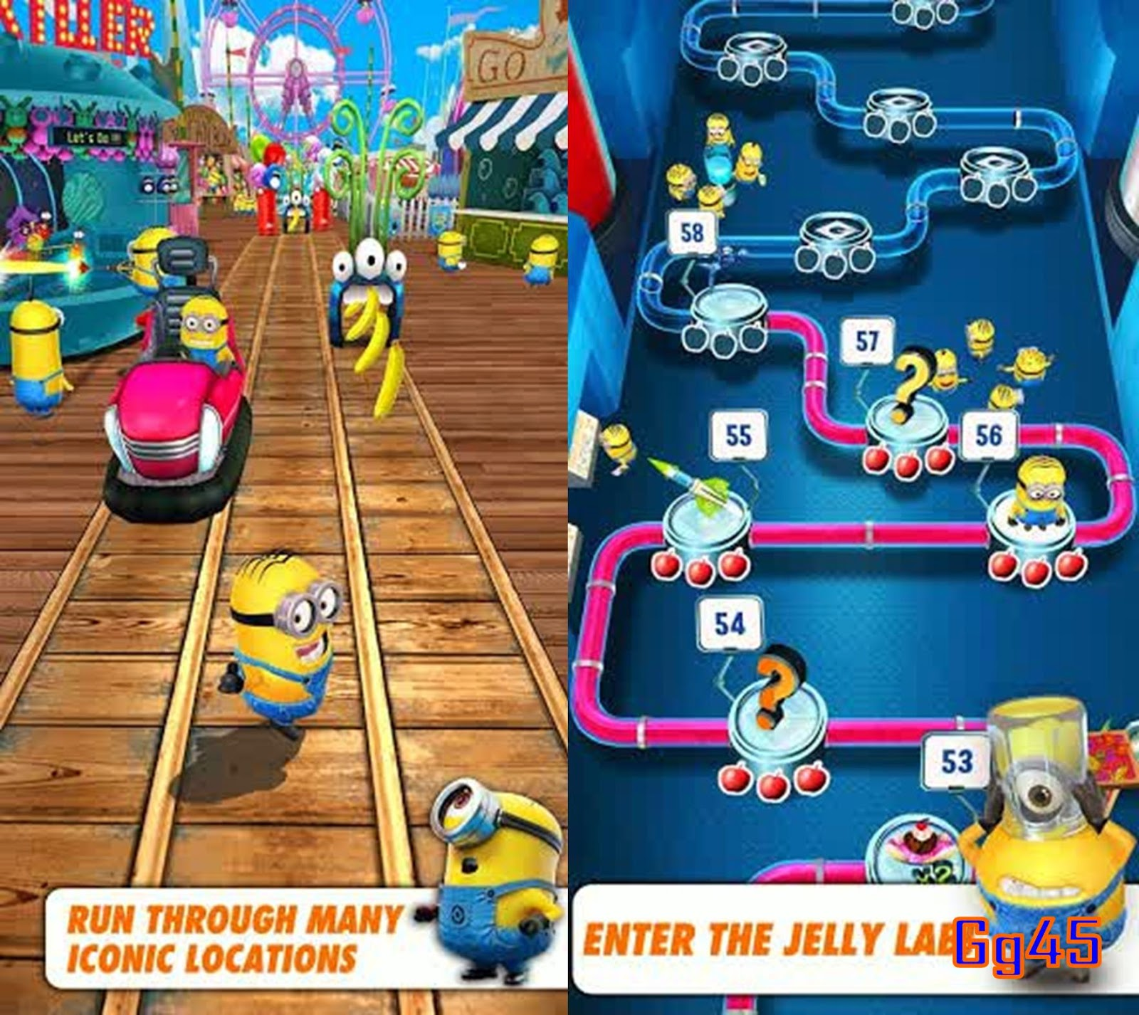Free Downaload Despicable Me Apk Mod Terbaru 2015