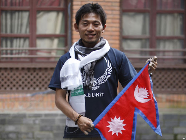 Pendaki Jepang Satu Jari Gagal Mendaki Gunung Everest