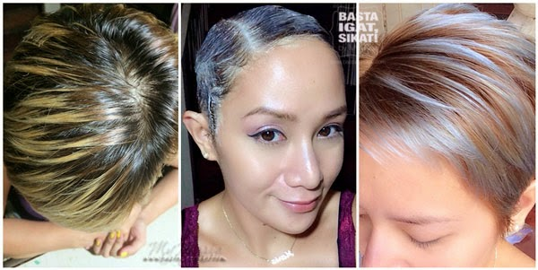 My Summer 2014 Hair Colors Budgetfriendly Hair Dyes  Basta Igat Sikat