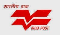 Indian Postal Department New Delhi  Logo