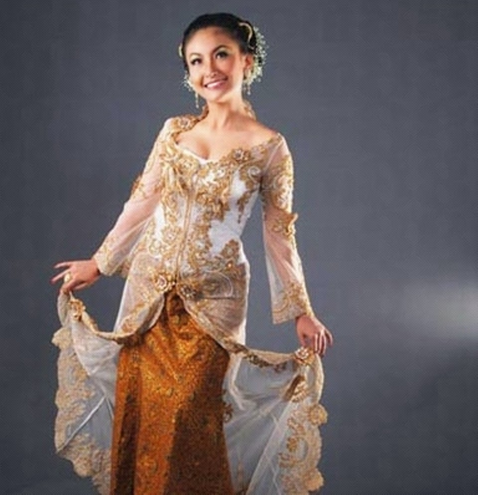 Foto Model Baju Kebaya Modern Indonesia