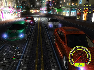 Street Racing Stars PC Game Free Download Full Version