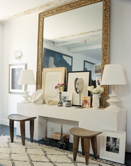 Juniper and york 25 september for Large foyer wall decorating ideas