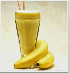 Banana Milkshake Recipe for Weight Loss