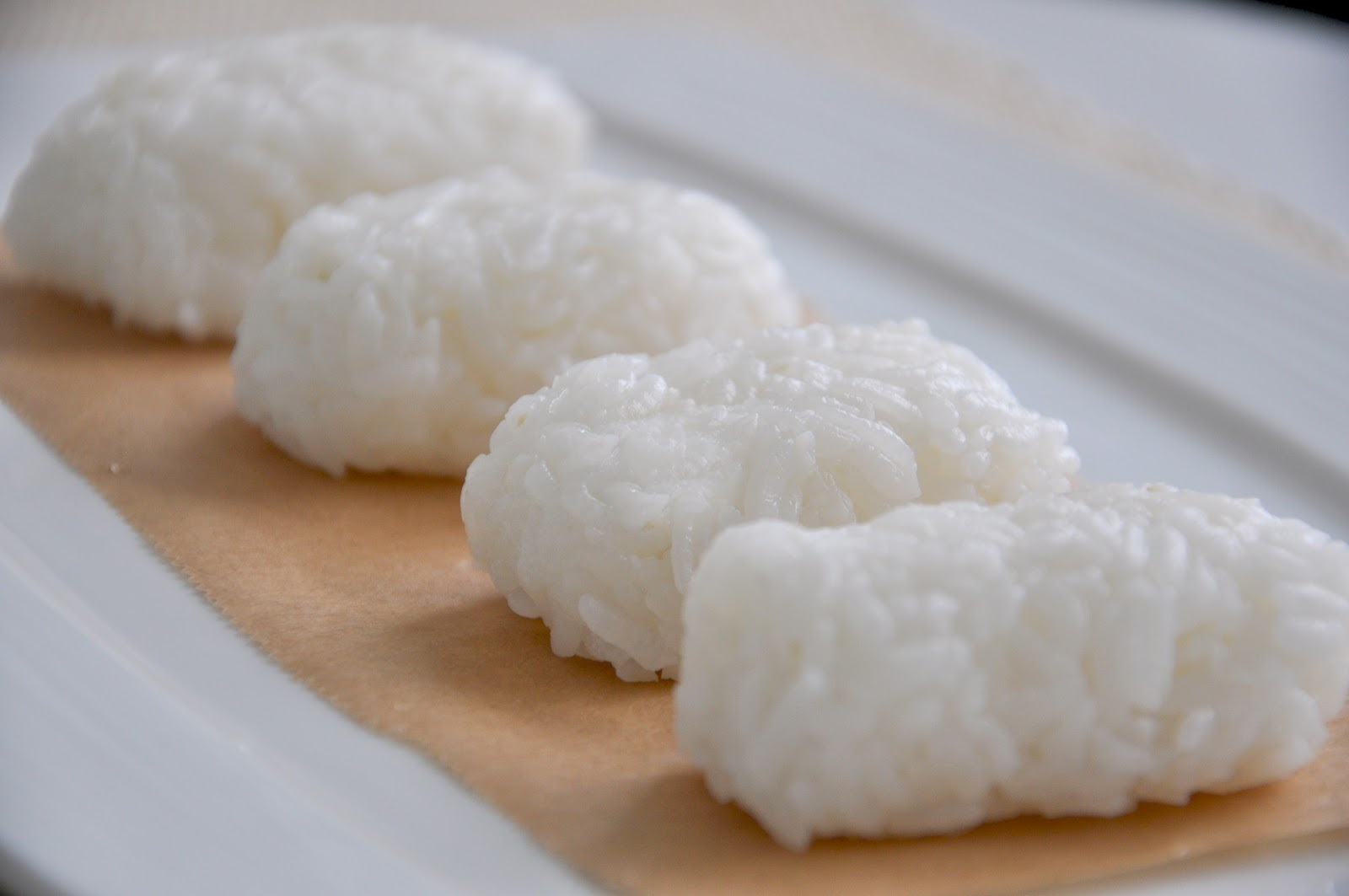 sushi sushi rice perfect steamed sushi rice prepare perfect sushi rice ...