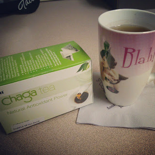 Sayan Chaga Tea and Extract Review