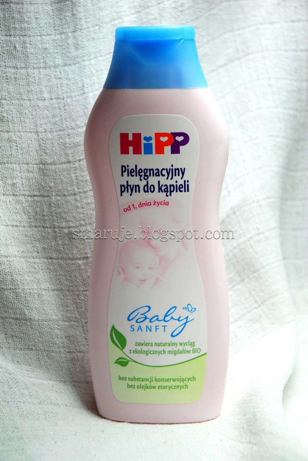 Hipp – Babysanft – Pielęgnacyjny płyn do kąpieli [recenzja]