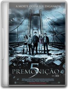 Capa Premonição 5   DVDRip   Dublado (Dual Áudio)
