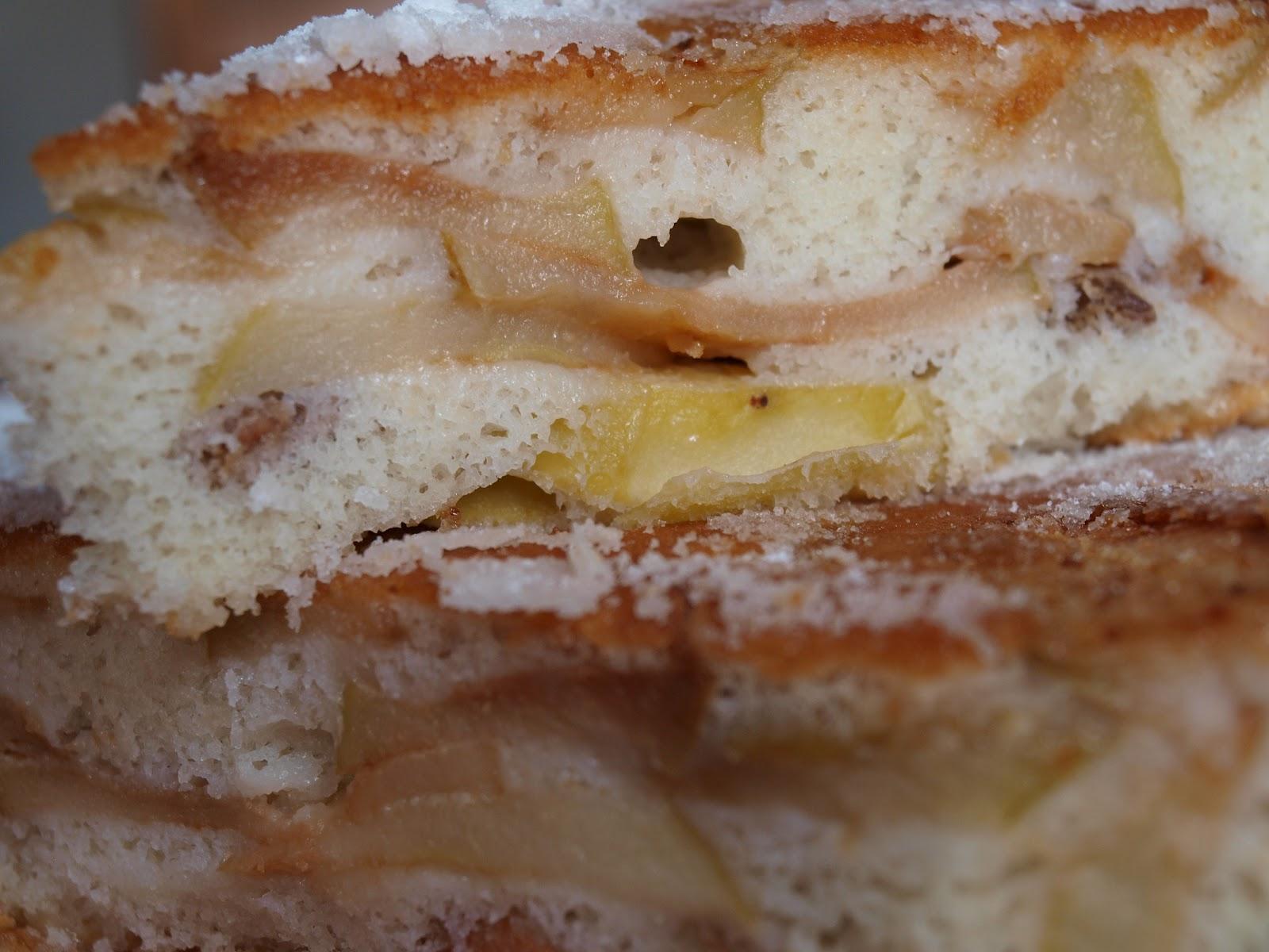 Пирога с яблоками рецепт пошагово