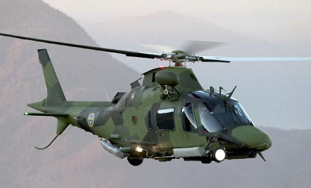 Gambar Helikopter Agusta Westland AW 109 - 18