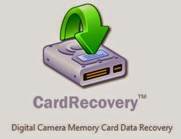 CardRecovery v6.10 Build 1210 Merupakan sebuah software yang berguna untuk mengembalikan data yang sudah terhapus