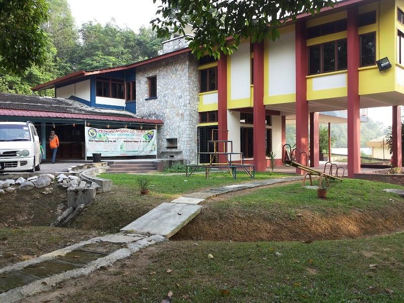 Gotong-royong Projek Tanaman Tadika