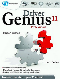 Driver Genius Professional 11.0.0.1128 Incl LiveDBUpdater 1.0.0.4 MFShelf Software