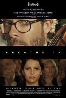 Breathe In (2013) - Movie Review