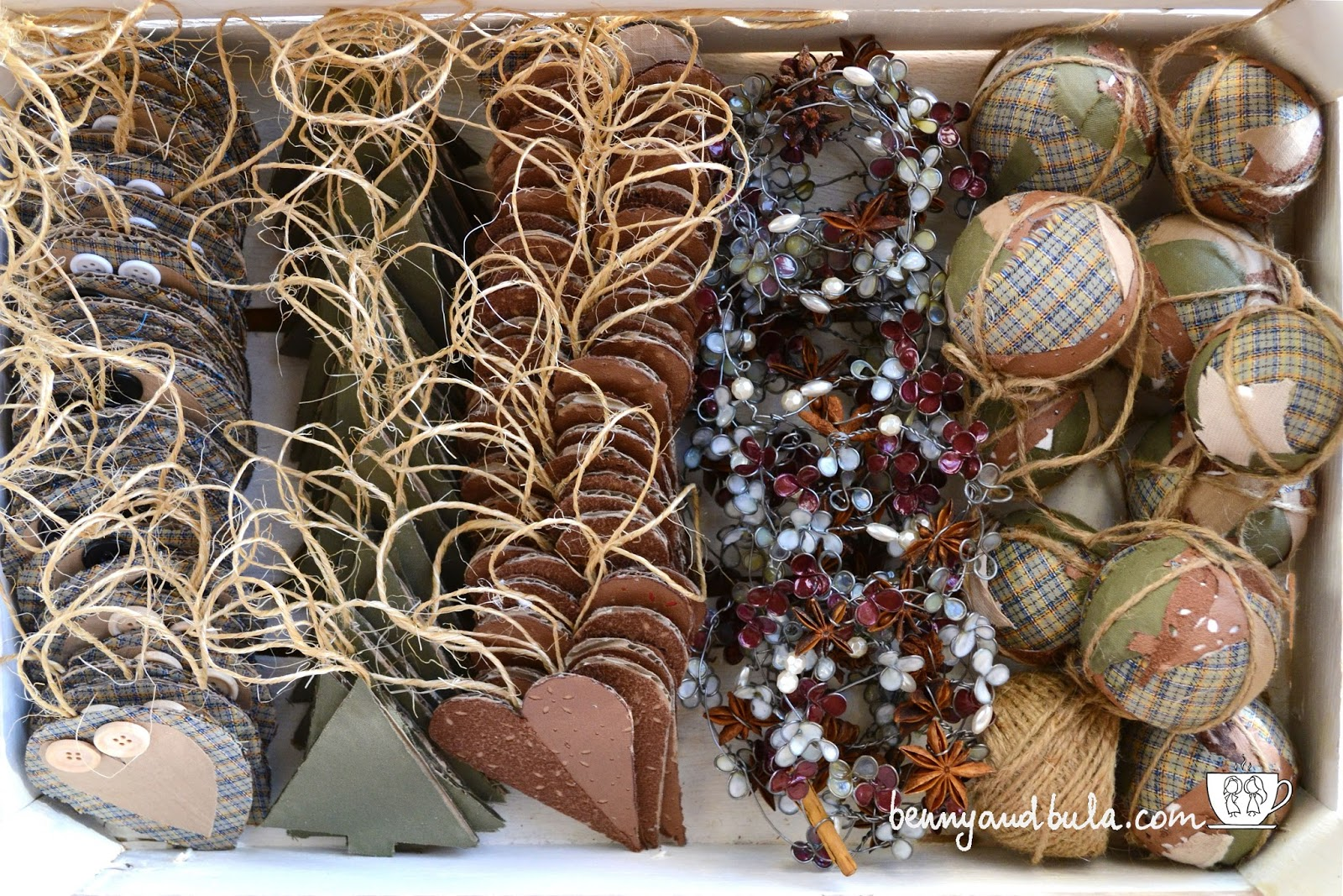 Decorazioni Natalizie Faidate/DIY Christmas Ornaments ideas