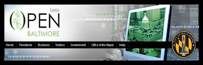 OpenBaltimore Logo
