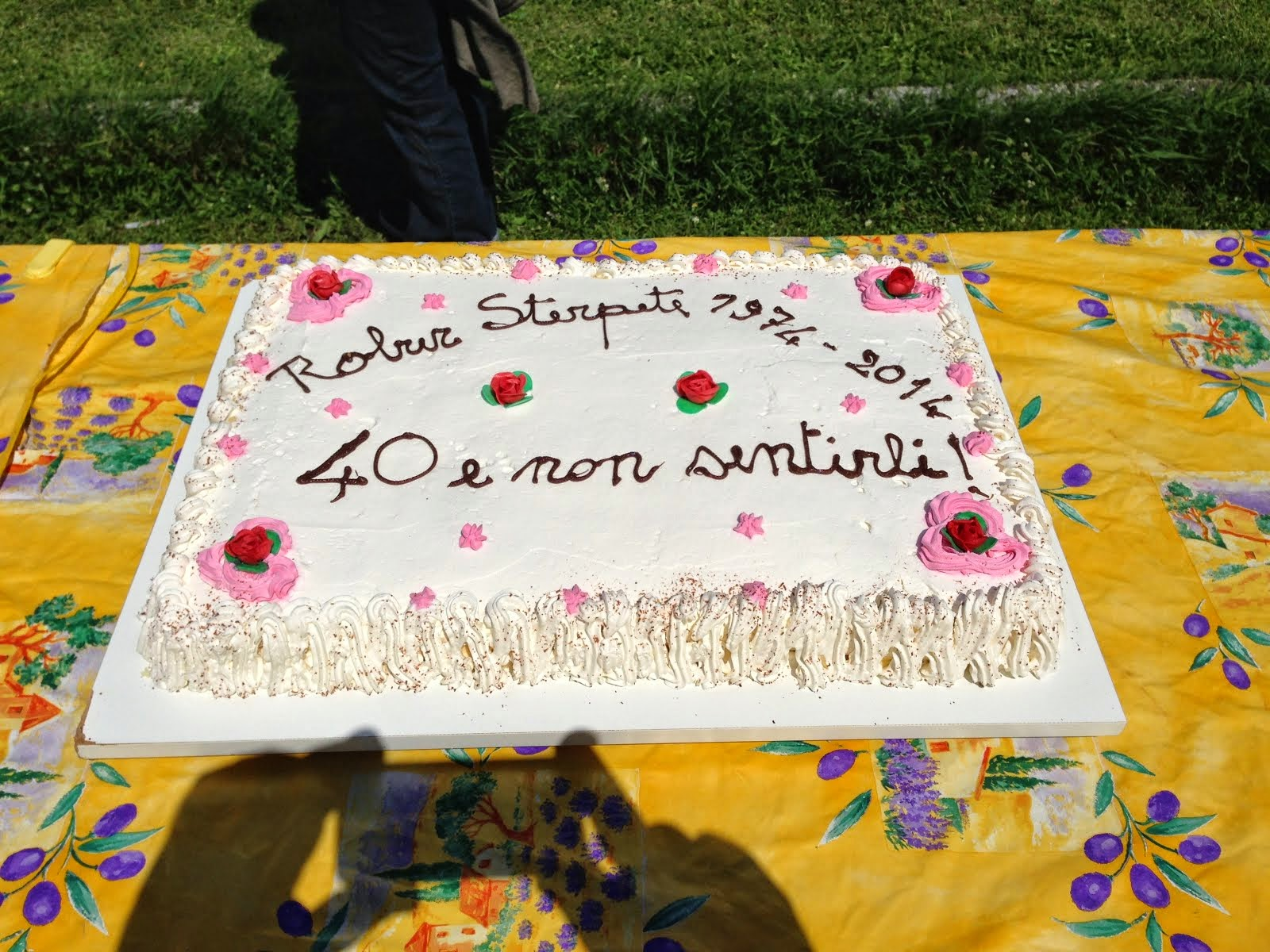 Robur Sterpete 1974-2014