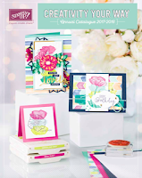 2017/18 stampin up catalogue