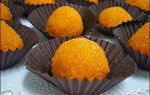 Bolitas de Naranja