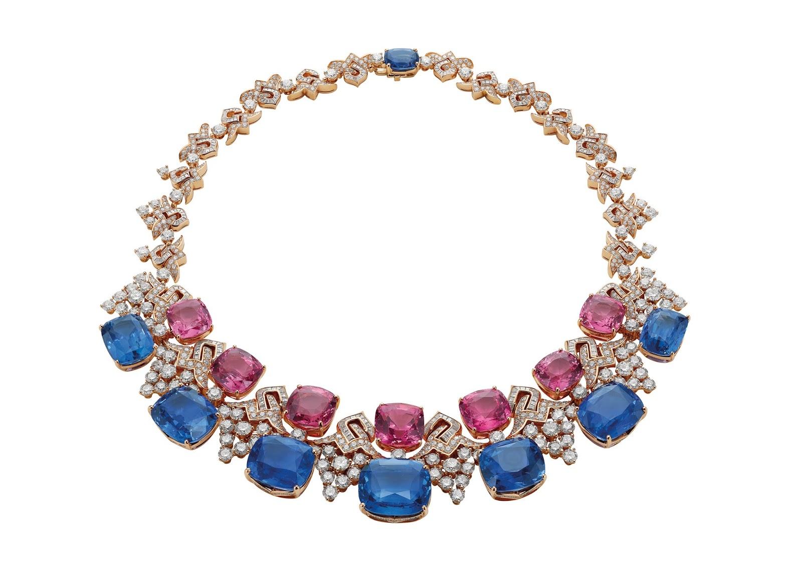Jewelry News Network: Bulgari's High Jewelry Collection ...