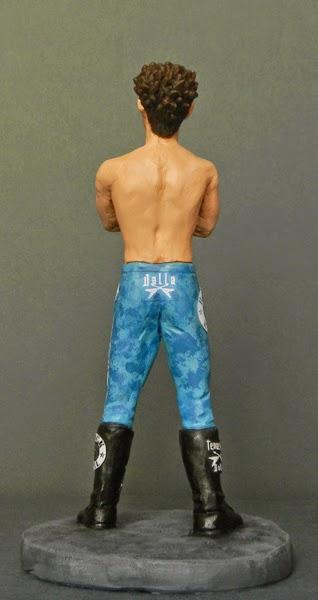 statuine personalizzate appassionati sport lotta libera arti marziali orme magiche