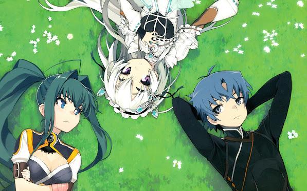 Anime Hitsuga no Chaika 61